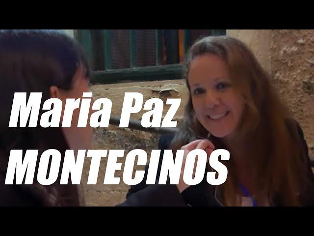 Maria Paz Montecinos, filmmaker e cooperazioni internazionali