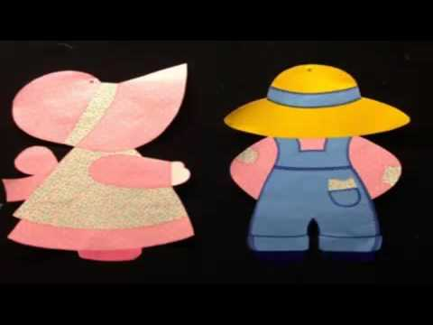 Basic Quilting For Beginners Sunbonnet Sue Embroidery