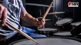 Afro-Samba Groove | DRUM LESSON in 30 Seconds