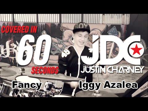 Fancy Drum Cover - Iggy Azalea - YouTube  Fancy Drum Cove...