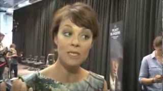Helen McCrory - Interview (Peaky Blinders) #3