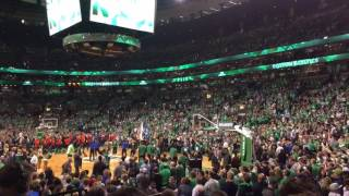 Boston Celtics crowd ready for Game 7 against Washington Wizards