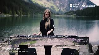 Game Changers by Microsoft Surface // Nora En Pure - Lake Arnen Gstaad Switzerland |@Beatport  Live