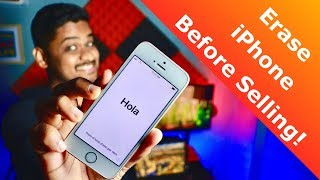 How to Erase iPhone to Sell / Trade in! [2019]