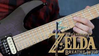 Ultimate Cover n°49 : Zelda Breath of the Wild - Trailer Theme