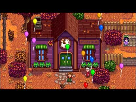 Complete Community Center bundles - Stardew Valley