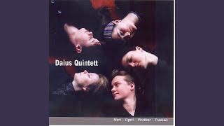Quintett Nr. 1: Tempo di marcia francese