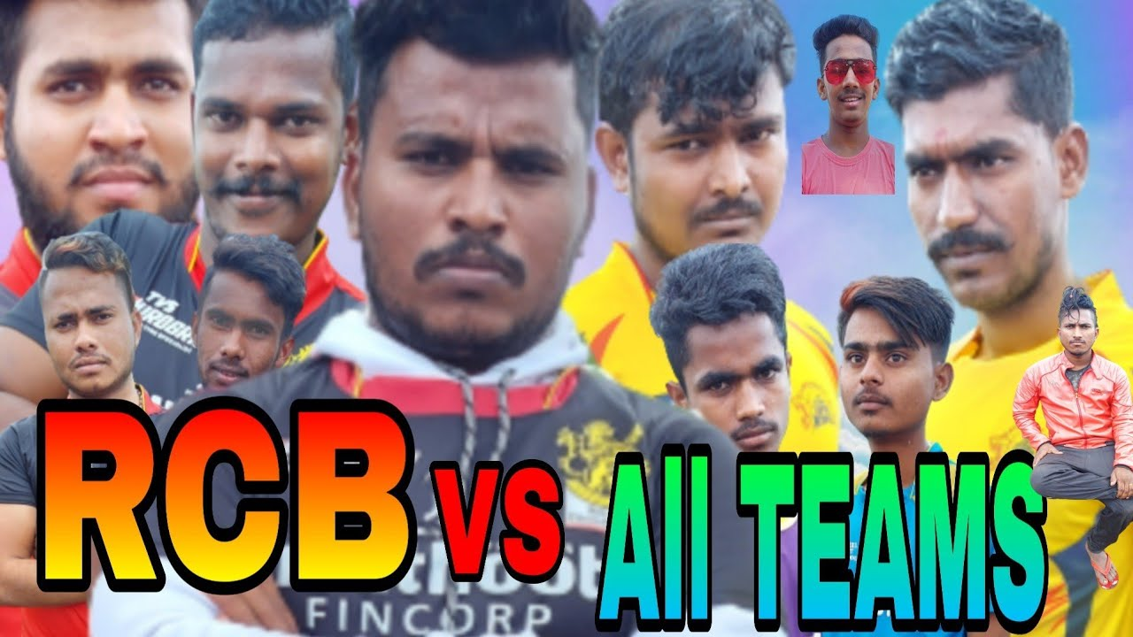 RCB  \ VS /  ALL TEAMS | #shivaputra #shivaputrayasharadha #uttarkarnataka