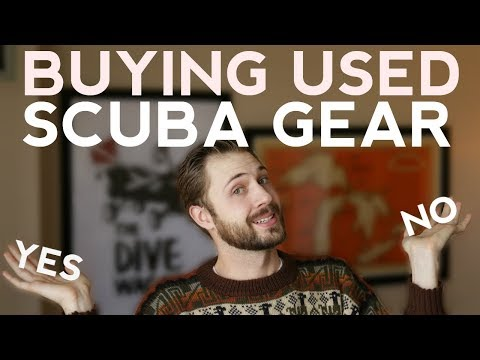 Buying Used Scuba Equipment | Quick Scuba Tips