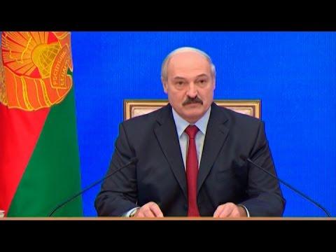Лукашенко считает невозможным разрыв братских связей Беларуси, России и Украины
