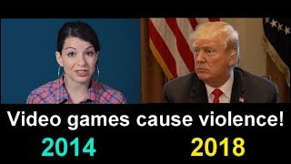 Video Games CAUSE violence: 2014 Vs 2018
