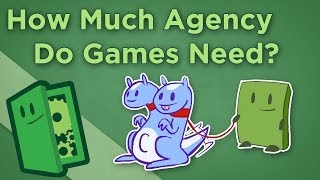 Extra Credits: How Much Agency do Games Need?