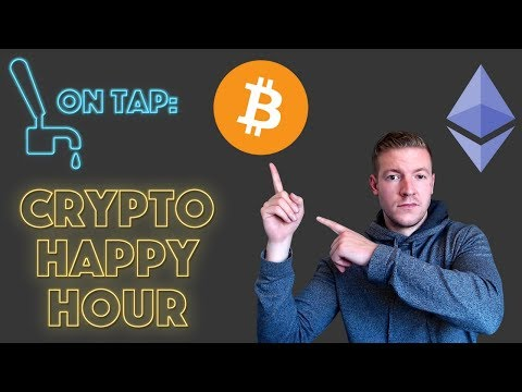 Crypto Happy Hour - Market Steadies - June 5th Edition