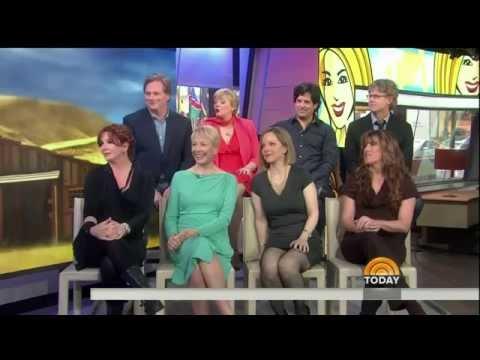 Melissa Gilbert in black boots - 30-Apr-2014