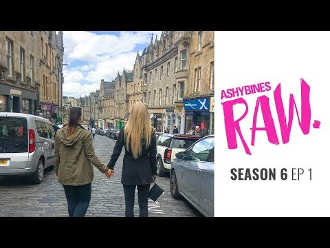 Ashy Bines Raw Season 6 Episode 1
