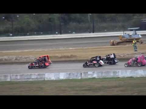 Bridgeport Speedway 600s  10/8/17
