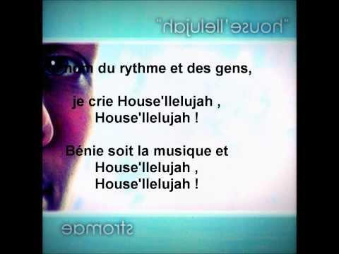 House'llelujah - Stromae (lyrics)