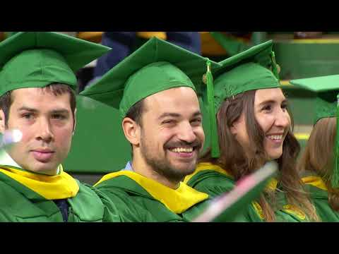 2017 George Mason University Winter Commencement - First Ceremony Mp3
