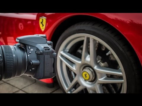 Nikon D5300 Hands On Review