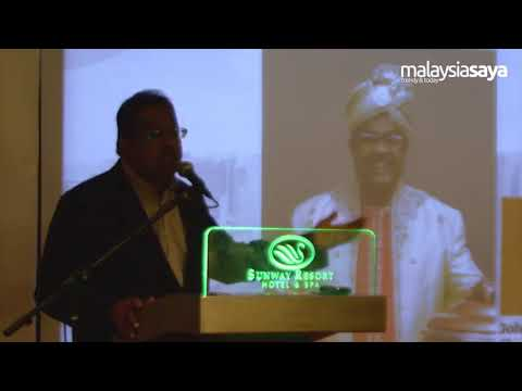 Food Catering Insights from Malaysia's Food Catering Icon, The Big Rajah's John William Xavier