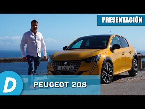 Peugeot 208 2020 | Primera prueba | Review en español | Diariomotor