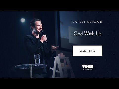 Rich Wilkerson, Jr. — God With Us