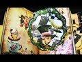 Vintage Alice In Wonderland Tea Time Album Pop Up Book