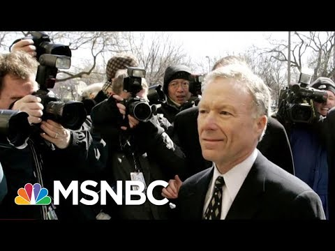 President Donald Trump Pardons Scooter Libby In CIA Leak Case | MSNBC