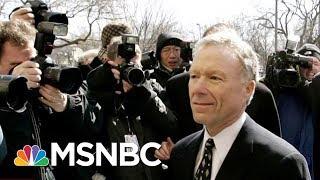 President Donald Trump Pardons Scooter Libby In CIA Leak Case   MSNBC