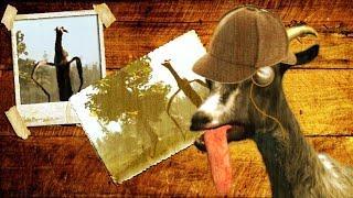 Goat Simulator CREEPYPASTA SLENDERMAN Mod!