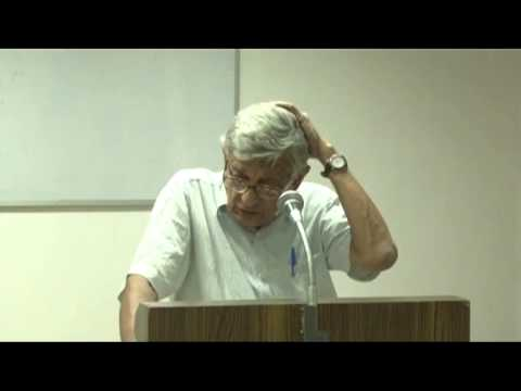 Prof. Irfan Habib lecture on Indian National Movement-1.2