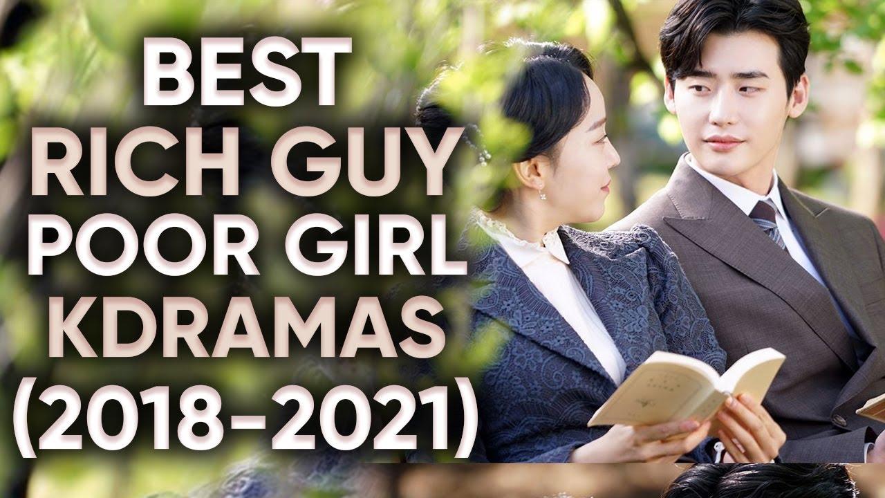 Download Top 10 BEST Rich Man, Poor Girl Kdramas From 2018-2021 [Ft HappySqueak]