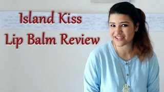 island kiss lip balm review and giveaway closed  the shimmer tales