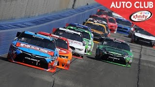 NASCAR XFINITY Series - Full Race - Treatmyclot.com 300