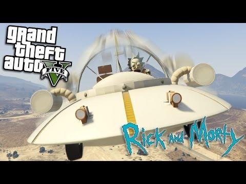 GTA 5 PC Mod Showcase - THE POKEMON MOD! (Funny Moments