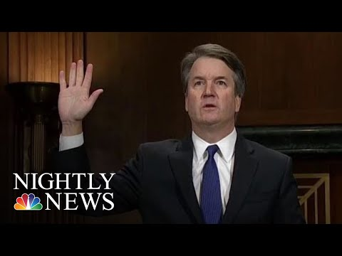 How Brett Kavanaugh's Appointment Will Affect The Country | NBC Nightly News