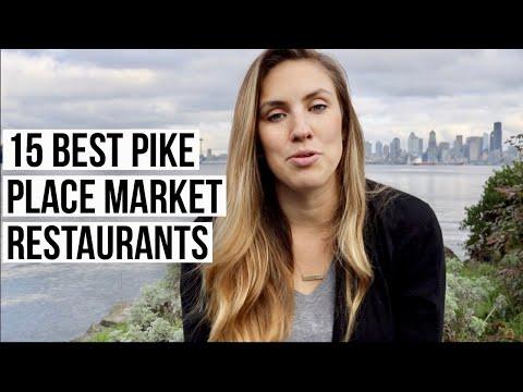 15 BEST Pike Place Market Restaurants