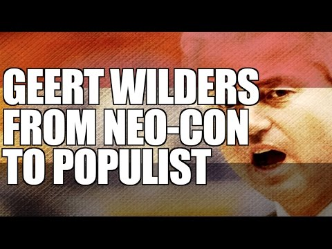 Who are Geert Wilders and the Dutch Party for Freedom (PVV)