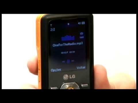 Celular LG GM205 - BuscaPé Vídeos