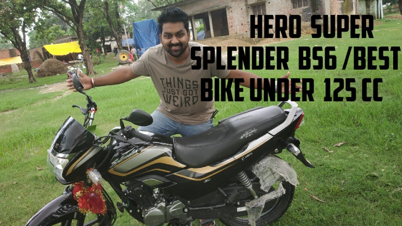 #Hero Super Splender 125 BS6 | Review | Test Drive | Best Bike Under 125 CC|Pros and Cons of Spender