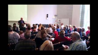 Chopehagen juli QMindFit Talk. i Danmark. Dr. Patrick Porter ( PHD )
