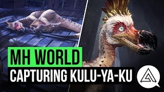 Monster Hunter World | Capture Quest Gameplay 'Kulu-Ya-Ku'