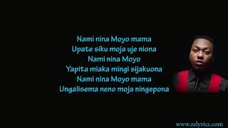 Rudi - Rich Mavoko ft Patoranking Lyrics
