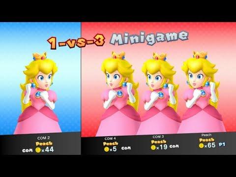 Mario Party 10 - Peach Board (Amiibo Party) #2