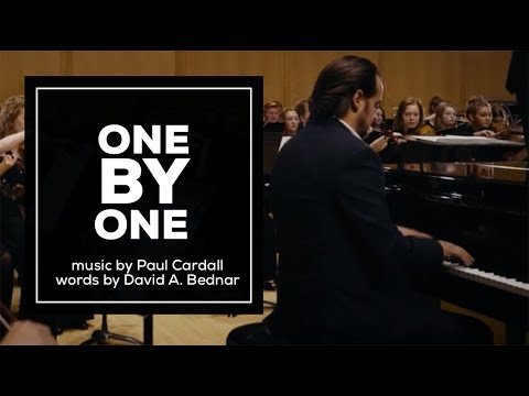 One  One  Music  Paul Cardall, Words  David A Bednar Nathan Pacheco, Lyceum Philharmonic
