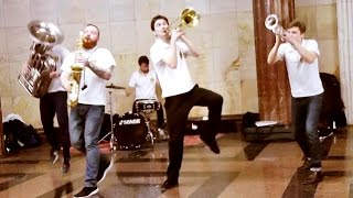 Mark Ronson feat. Bruno Mars - Uptown Funk (Brevis Brass Band Cover)