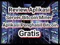 Review Aplikasi Server Bitcoin Miner 2019 SCAM OR LEGIT ????
