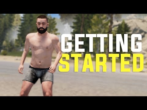 How To Get Started - Everything You Need To Know | Rust Guide 2019