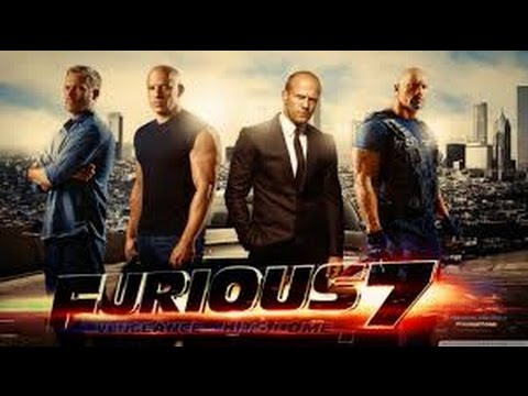 Fast and furious 7   The Official Movie 2015 Vin Diesel Story Line Behind The Movie Scenes HD