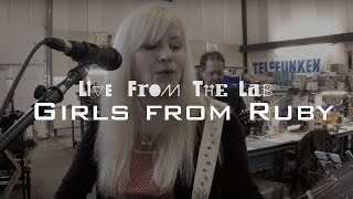 "LIVE FROM THE LAB - Girls From Ruby Falls - ""Tennessee Wildflowers"""